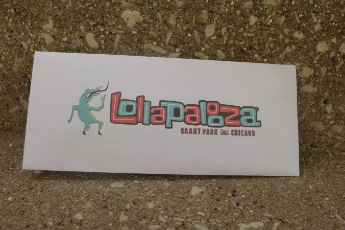 Lollapalooza Packaging