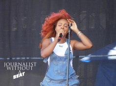 TDE's own SZA at her first Lollapalooza