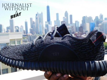 YEEZY BOOST 350 (Pirate Black