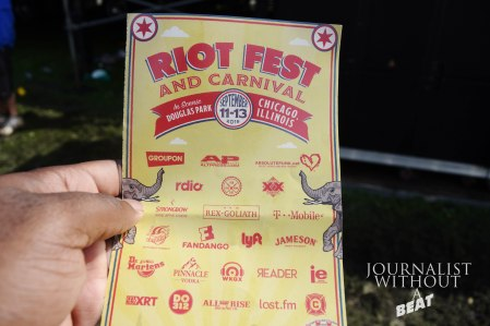 Riot Fest Guide
