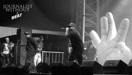 N.W.A. at Riot Fest