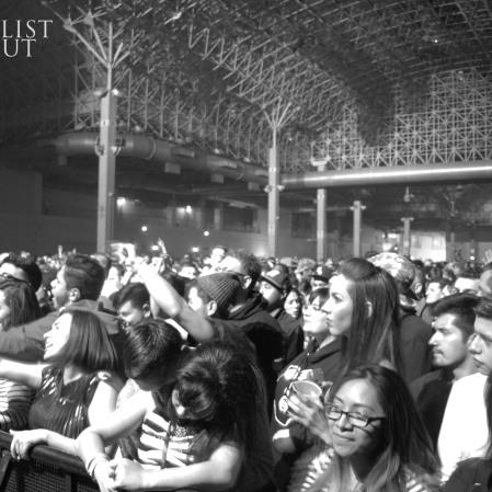 The crowd feeling VonStroke