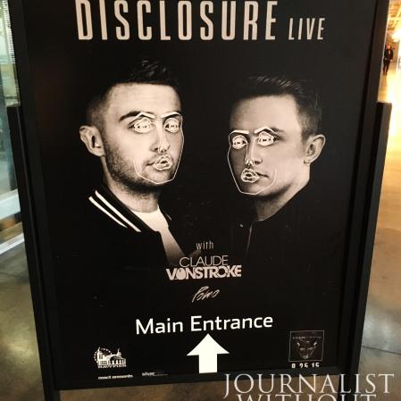 Disclosure Live at Navy Pier