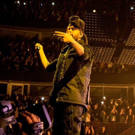 The Weeknd in Chicago