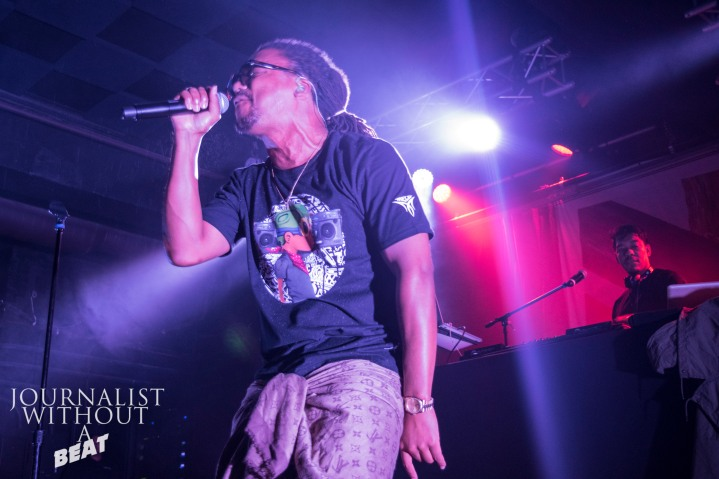 Lupe Fiasco live in Chicago