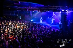 Lupe Fiasco live at the Concord