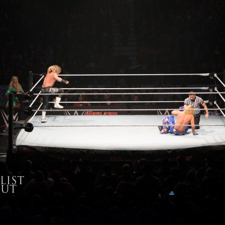 Dolph Ziggler vs Tyler Breeze