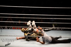Goldust picks up the victory