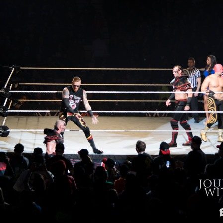 10-Man Tag Team Match