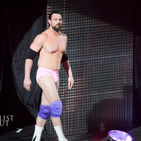Damien Sandow returns