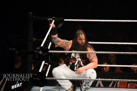 Bray Wyatt concentrates