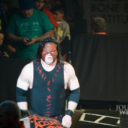 Bray Wyatt vs Kane