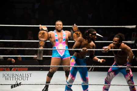 Still Tag Team Champions, The New Day