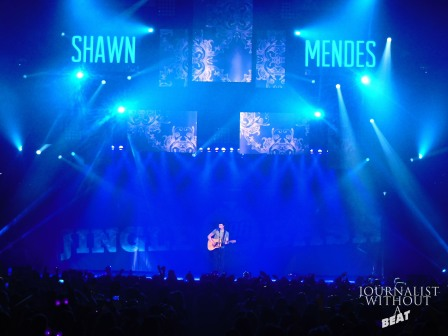 Shawn Mendes Live at Jingle Bash 2015