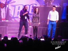 The J Show ( J Niice, Showbiz Shelly, Gabe Ramirez