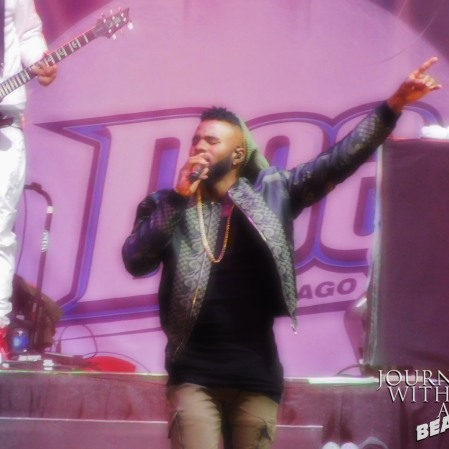 Jason Derulo Live at Jingle Bash 2015