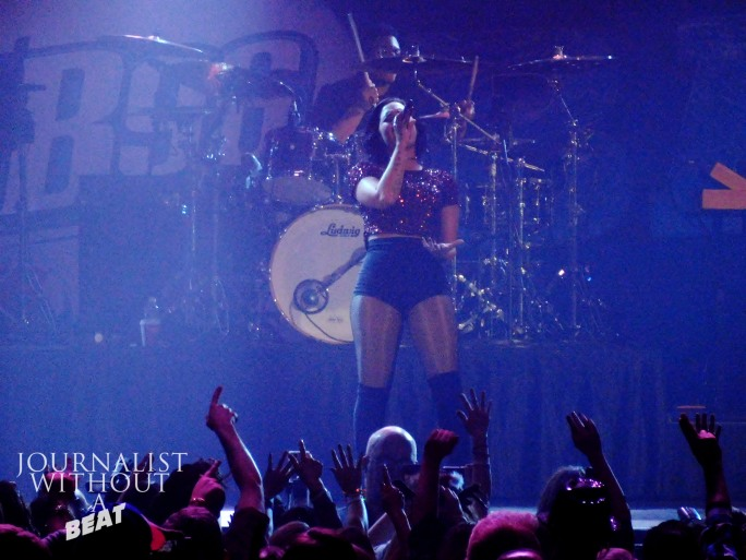 Demi Lovato Live at Jingle Bash 2015