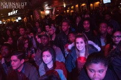 Chicago crowd for Tinashe