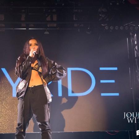 Tinashe kicks off the #JoyrideWorldTour in Chicago