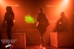 Tinashe heats up Chicago