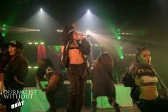 Phenomenal performance by Tinashe