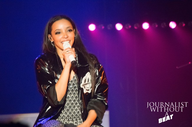 Tinashe live in Chicago