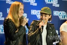 Caity Lotz & Willa Holland