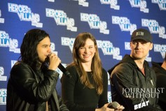 The cast of The Flash