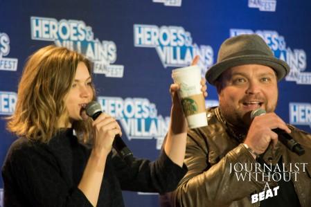 Erin Richards & Drew Powell