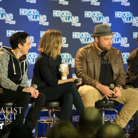 Gotham: Bad Guys Panel