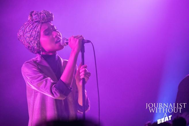 Yuna at Lincoln Hall
