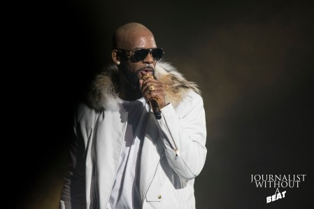 R Kelly in Chicago for the Buffet Tour