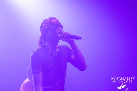 Young Thug in Chicago