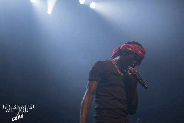 Young Thug Live in Chicago