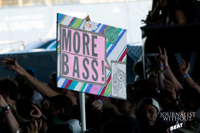Chicago wants 'More Bass""