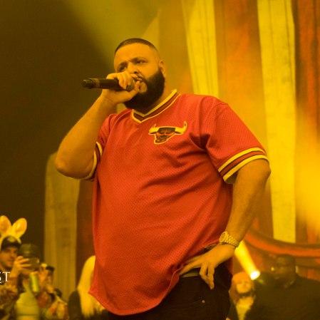DJ Khaled at Freaky Deaky 2016