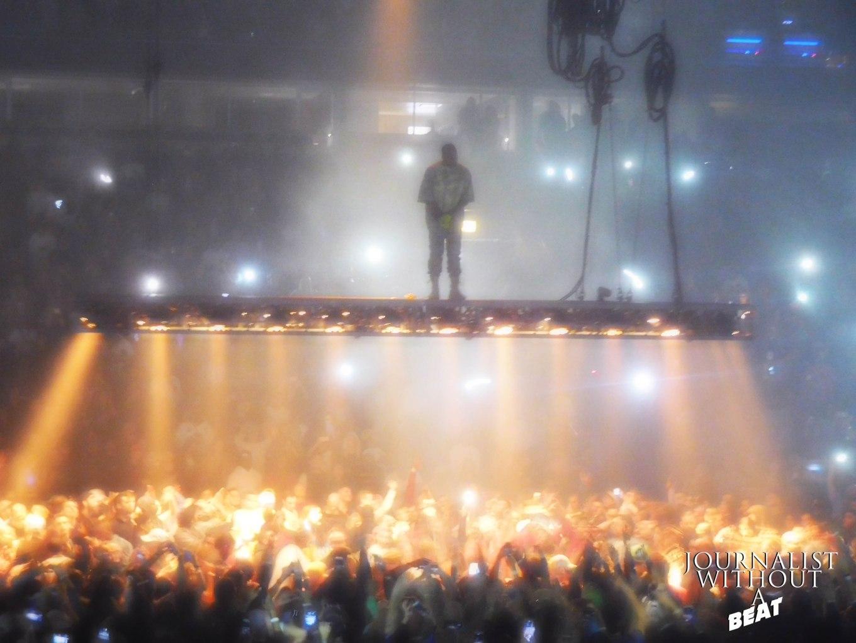 Kanye West - Saint Pablo Tour