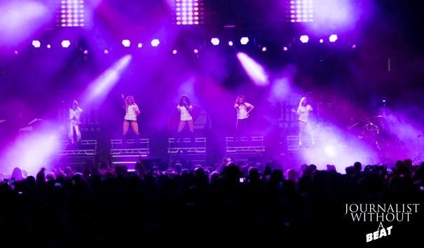 Fifth Harmony at B96 Pepsi Jingle Bash