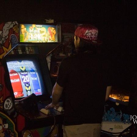 Arcade Satge