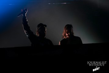 Zeds Dead at Reaction New Year's EVE