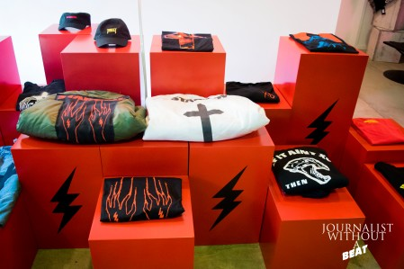 The Weeknd Starboy Pop-Up Shop (Chicago)