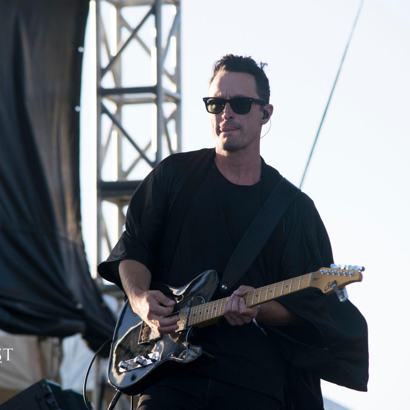 ZHU's guitarist