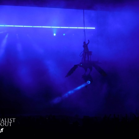Travis Scott at The DAMN. Tour (Chicago)