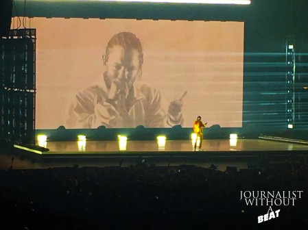 Kendrick Lamar - The DAMN. Tour (Chicago)