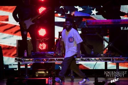 Khalid at B96 Pepsi Jingle Bash 2017