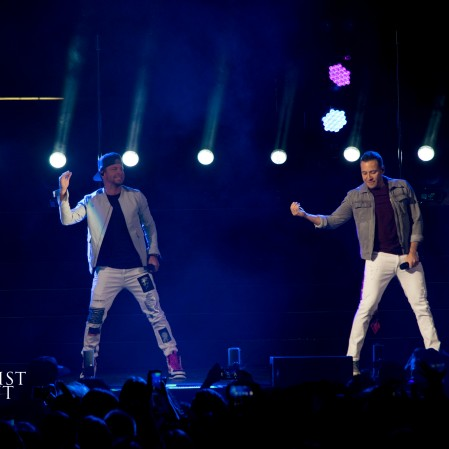 Backstreet Boys - B96 Pepsi Jingle Bash 2017