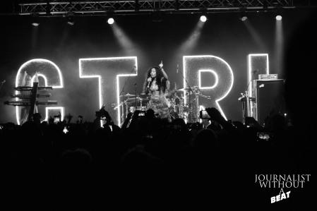 SZA - Ctrl Tour in Chicago