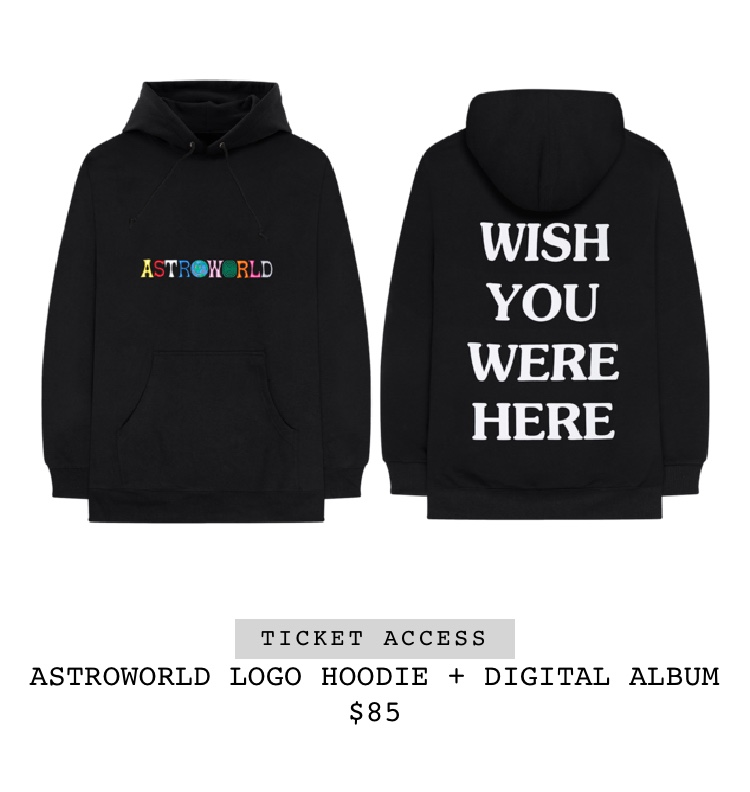 136bf675 News | Travis Scott's 'ASTROWORLD' Merch Collection has arrived ...