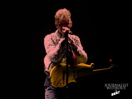 Francesco Yates - The Man of The Woods Tour (Chicago)
