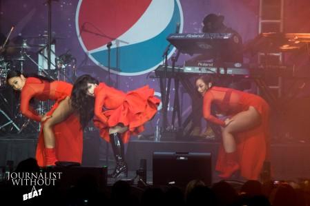 Camila Cabello at B96 Pepsi Jingle Bash 2018